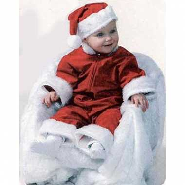 Baby kerst carnavalsoutfit