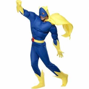Bananen Man carnavalsoutfit