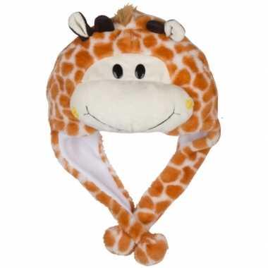 Carnaval giraffe muts kidsoriginele