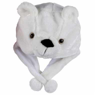 Carnaval ijsbeer muts kidsoriginele