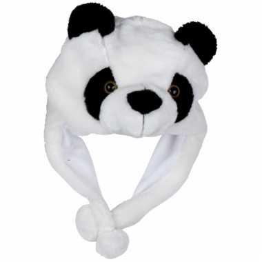 Carnaval panda muts kidsoriginele