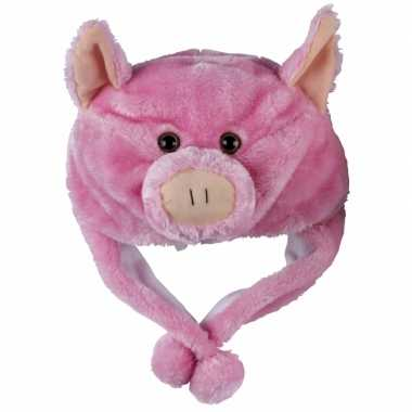 Carnaval varkens muts kidsoriginele