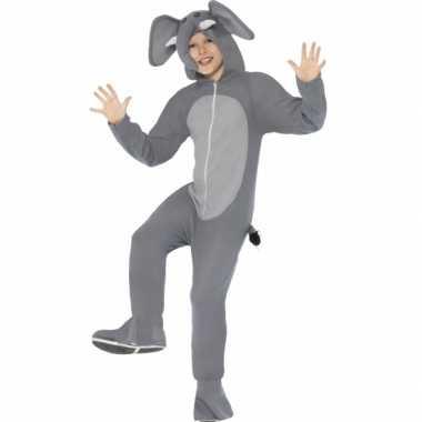 Carnavalsoutfit olifant all-one kinderenOriginele
