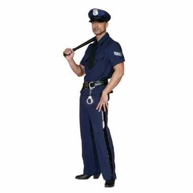 Carnavalsoutfit politie heren