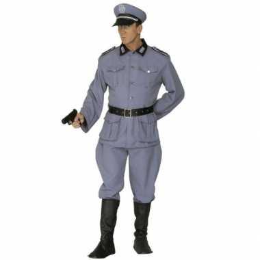 Duits leger carnavalscarnavalsoutfit
