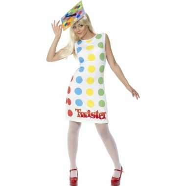 Funny carnavalsoutfit twister pak