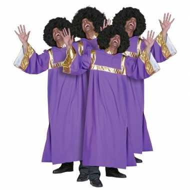 Gospel koor kleren dames herenOriginele