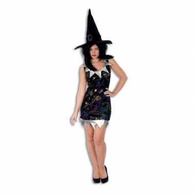 Halloween carnavalsoutfit heksen