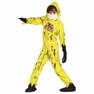 Halloween zombie outfit kinderen