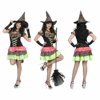 Heksen jurk damesoriginele