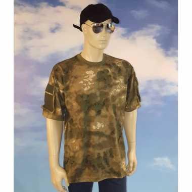 Jagers camouflage t-shirtOriginele