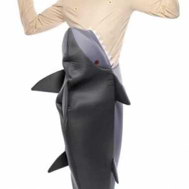 Jaws verkleedpak haaienbek
