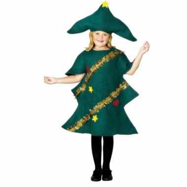Kerstboom carnavalsoutfits kinderen