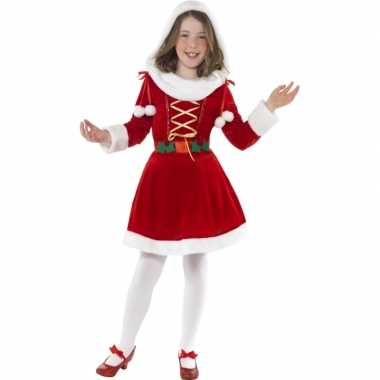 Kinder jurk kerst