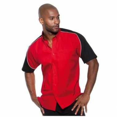 Race shirt rood herenOriginele
