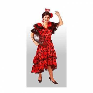 Spaans carnavals jurk dames
