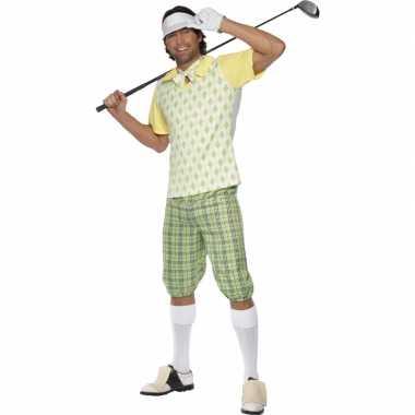 Sport carnavalsoutfit golfOriginele