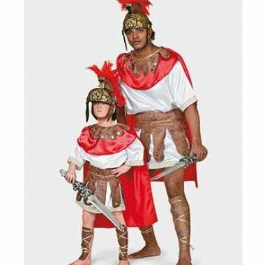 Stoer gladiator pak kinderenoriginele