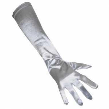 Zilveren handschoenenOriginele
