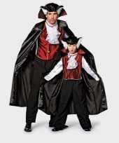 Carnavalsoutfit vampier volwassenen